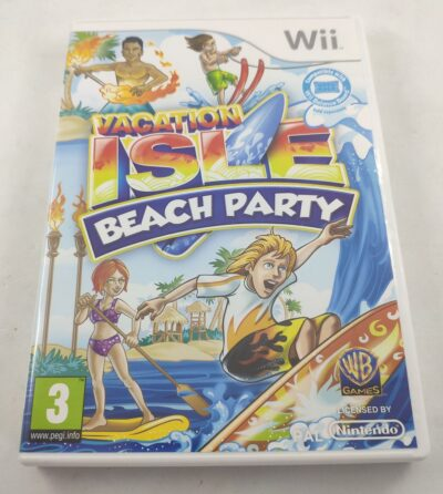 Vacation Isle Beach Party