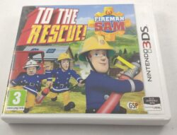 Fireman Sam - To The Rescue!