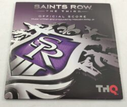 Saints Row The Third - Official Score