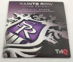 Saints Row The Third - Official Score