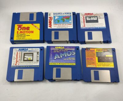Amiga Magazine Coverdisk Bundle