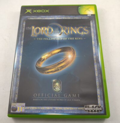 Lord Of The Rings, The - The Fellowship Of The Ring