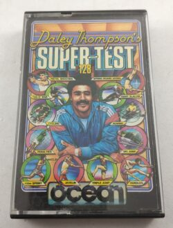 Daley Thompson's Super-Test 128