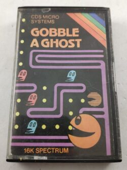 Gobble A Ghost
