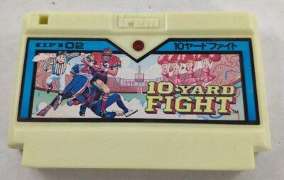 10 Yard Fight