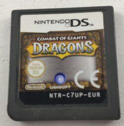 Combat Of Giants - Dragons