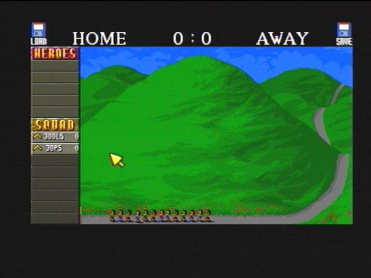 Cannon Fodder (CD32) Screenshots (2)